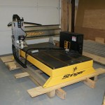 New CAMaster CNC router arrived