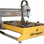 New CNC router
