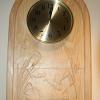 Wild life Clock