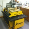 New Stinger CNC table
