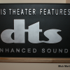 3 Home theater signs