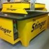 New Stinger CNC table