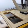 Vacuum plenum preparation